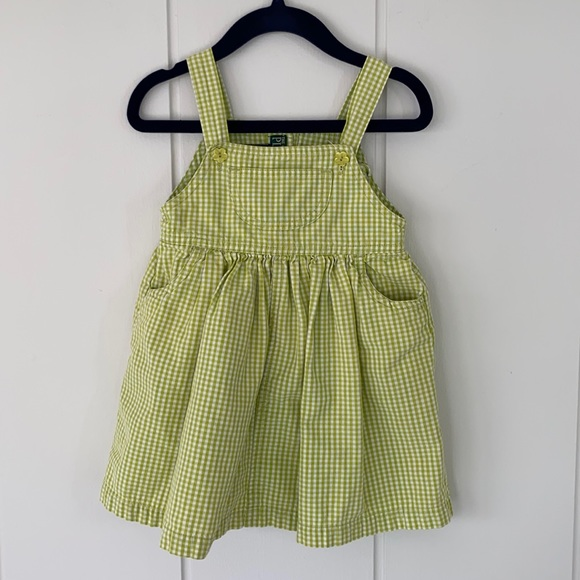The Children's Place Gingham Dress